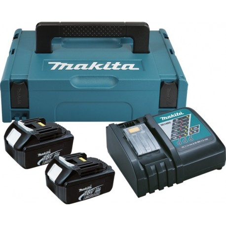 Makita LXT power set 196693-0