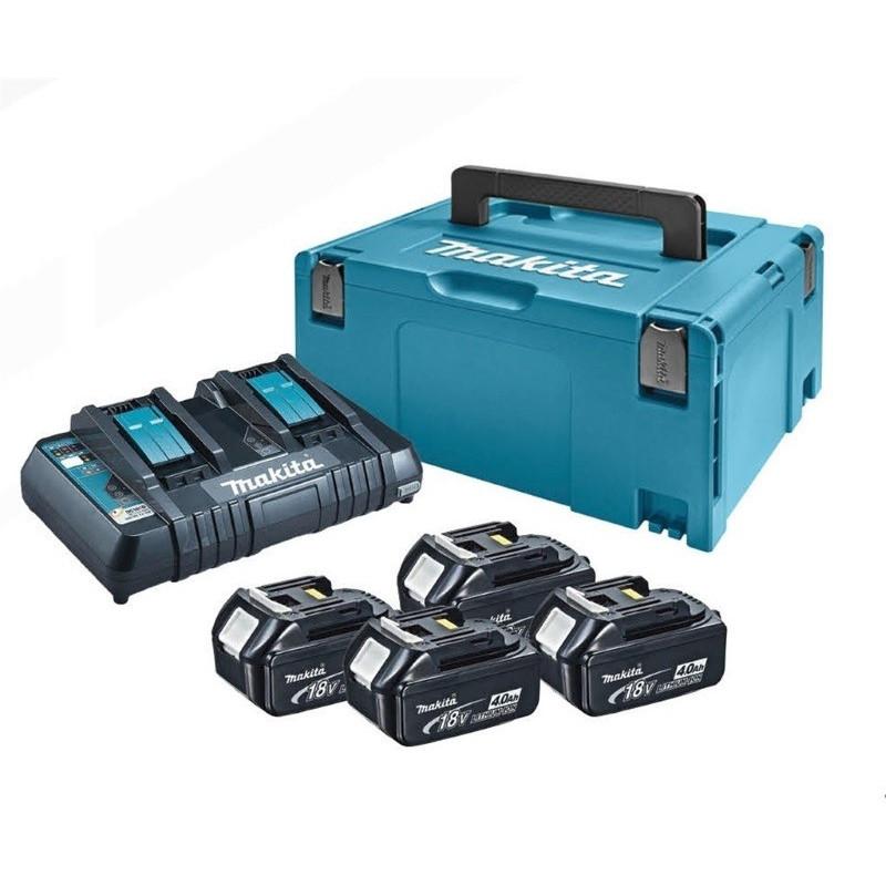 Makita LXT power set 197156-9