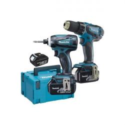 Makita LXT set akumulatorskih alata DLX2014JX3