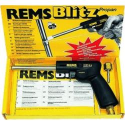 REMS Turbo plinski plamenik za lemljenje propanom Blitz 160010