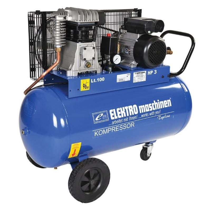 REM Power zračni kompresor E 351/9/100 230 V