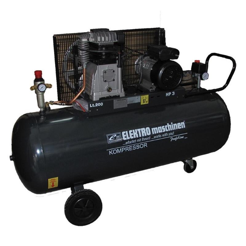 REM Mashinen zračni kompresor E 401/9/200