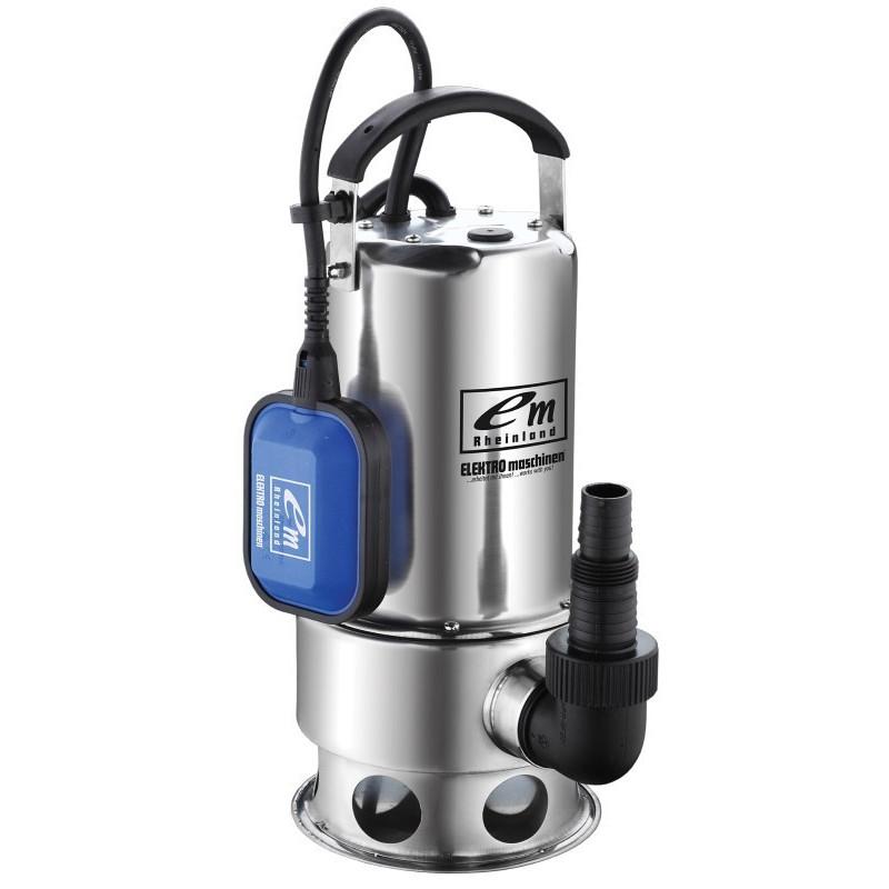 REM Power potopna pumpa za nečistu vodu SPR 15502 DR Inox