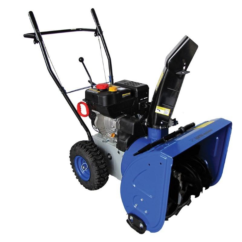 REM Power motorni čistač snijega STEm 6056