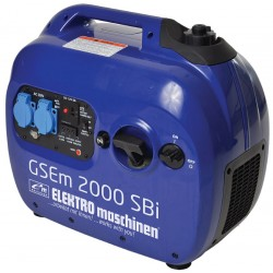 REM Power benzinski inverter agregat GSEm 2000 SBI