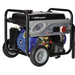 REM Power benzinski agregat GSEm 7250 TBE