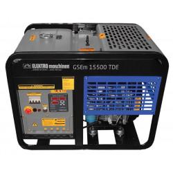 REM Power dizel agregat GSEm 15500 TDE