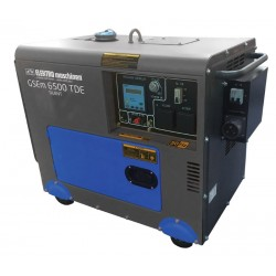 REM Power dizel agregat GSEm 6500 TDE Silent