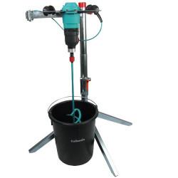 Collomix stalak za mješanje RMX mixing station