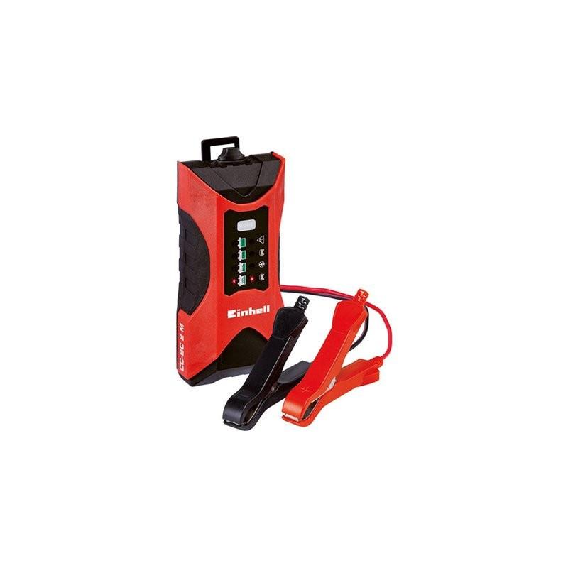 Einhell punjač akumulatora 6V/12V 3-60Ah CC-BC 2 M