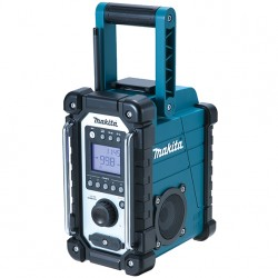 Makita Job site radio 7,2V-18V / AC DMR107
