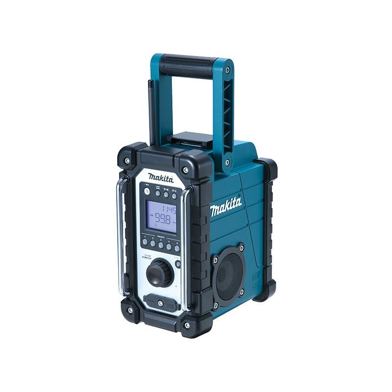 Makita Job site radio 7,2V-18V / AC DMR107