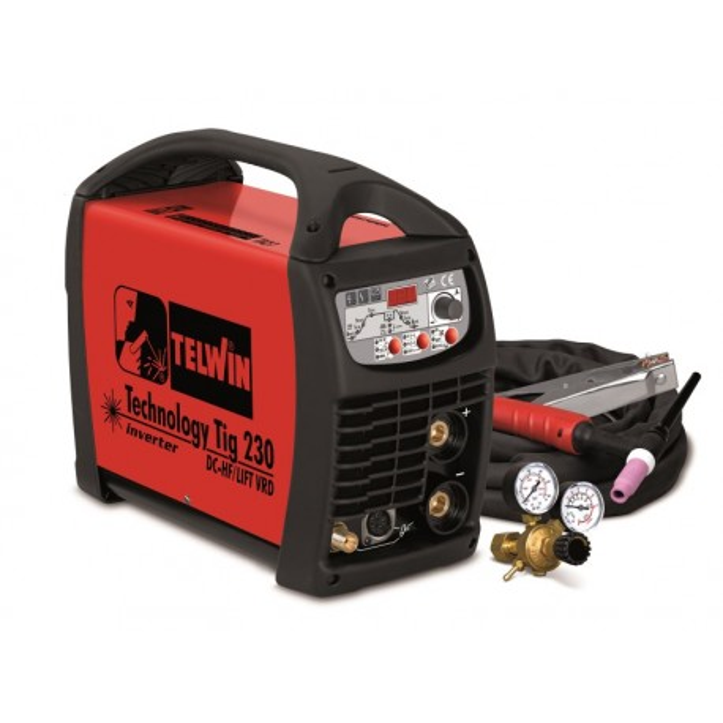 Telwin aparat za varenje Technology TIG 230 DC