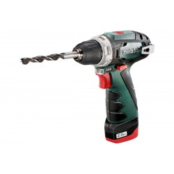 Metabo akumulatorski odvijač PowerMaxx BS Quick Basic