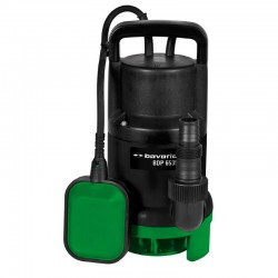 Bavaria Black potopna pumpa za nečistu vodu BDP 6535