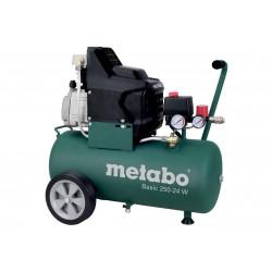 Metabo klipni zračni kompresor Basic 250-24 W