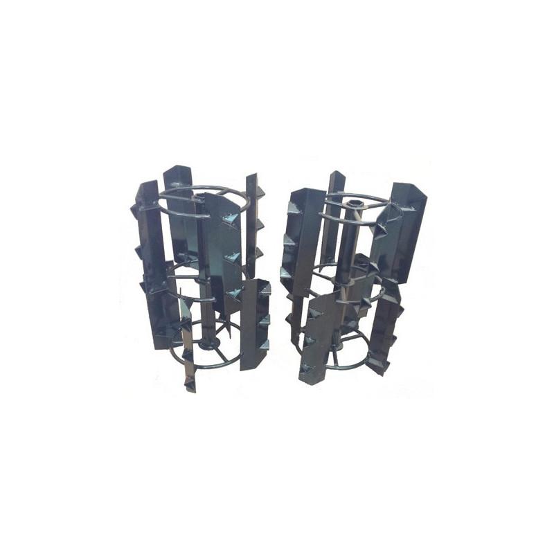 Forma metalni točkovi za plug