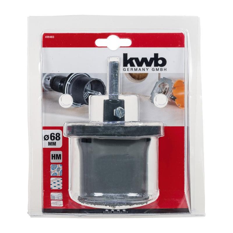 KWB komplet kruna za keramiku Ø 68 mm, SB (499463)