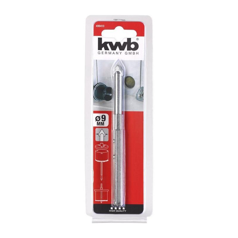 KWB centralni borer za krunu, 9 mm (499413)