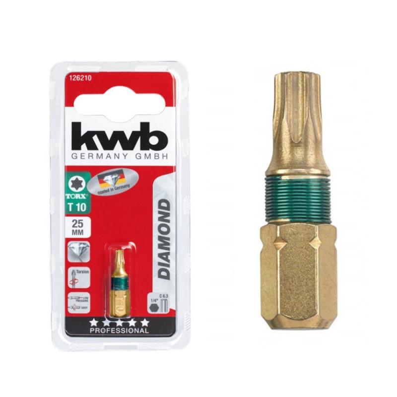KWB DIAMOND serija nastavaka za odvijač