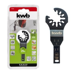 KWB nož za rezanje drveta, gipsa, plastike, 10 mm