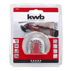 KWB kružni nož DIAMANT za pločice i fuge Ø 65 mm (709546)