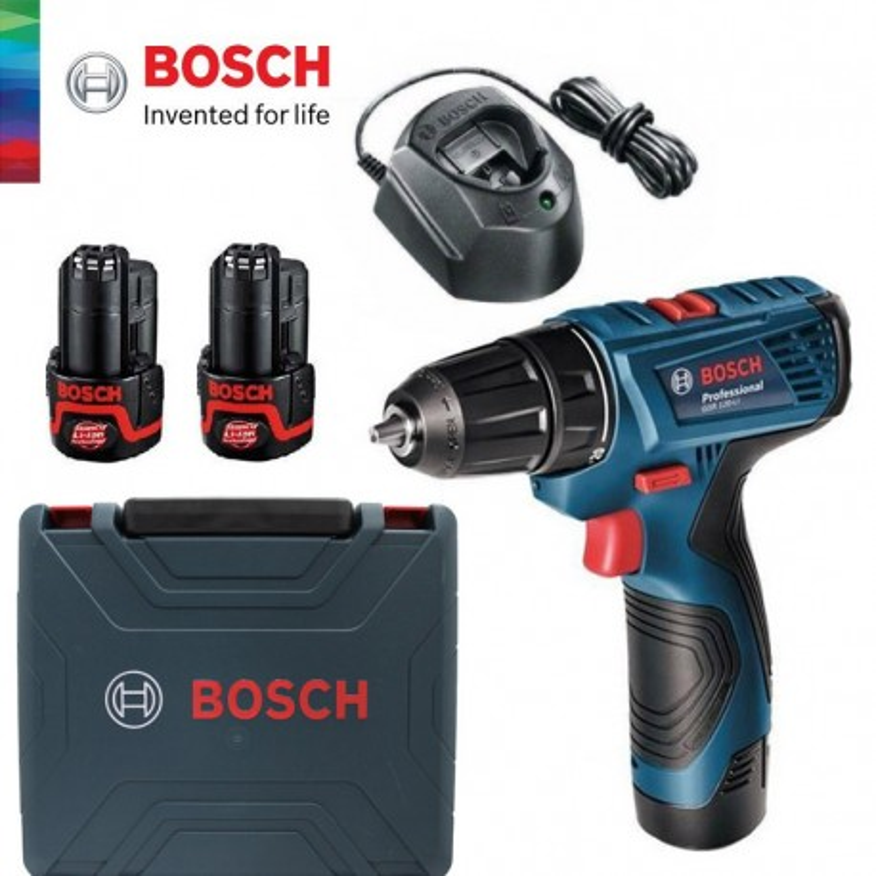 BOSCH akumulatorski udarni izvijač GSB 120-Li Professional