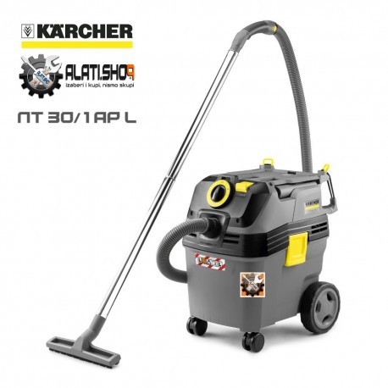 Kärcher Professional usisavač za mokro/suho čišćenje NT 35/1 Ap
