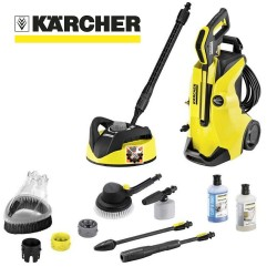 Kärcher K 4 Full Control Car & Home Splash Guard visokotlačni perač (1.324-013.0)