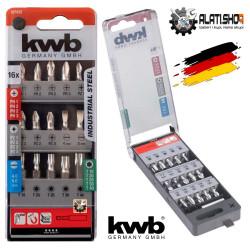 KWB COMBI set nastavaka za odvijač 16 kom (107420)