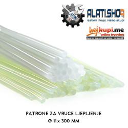 Kraftixx patrone za vruče ljepljenje 11 x 100 mm 6/1