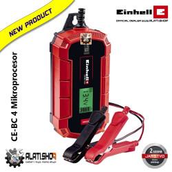 Einhell punjač akumulatora 6V/12V 3-120Ah CC-BC 4 M