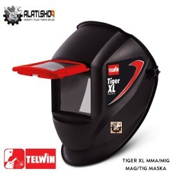 Telwin automatska zaštitna maska za varenje MMA-MIG/MAG-TIG