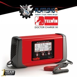 Telwin multifunkcionalni punjač akumulatora Doctor Charge 50