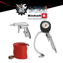 Einhell set alata za kompresor 3/1 (4132741)