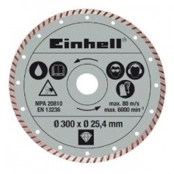 Einhell turbo dijamantna rezna ploča za RT-SC 920 L (4301178)