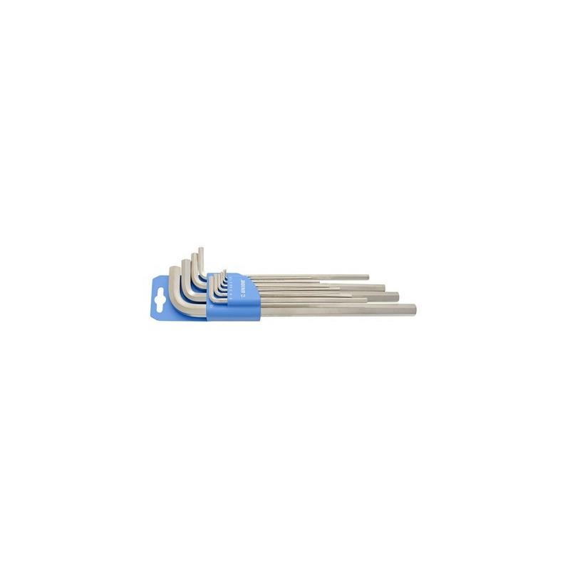 Unior set dugih inbus ključeva na plastičnom stalku 220/3LPH