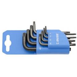 Unior set imbus ključeva s TX profilom na plastičnom stalku 220/7TXNPH (617077)