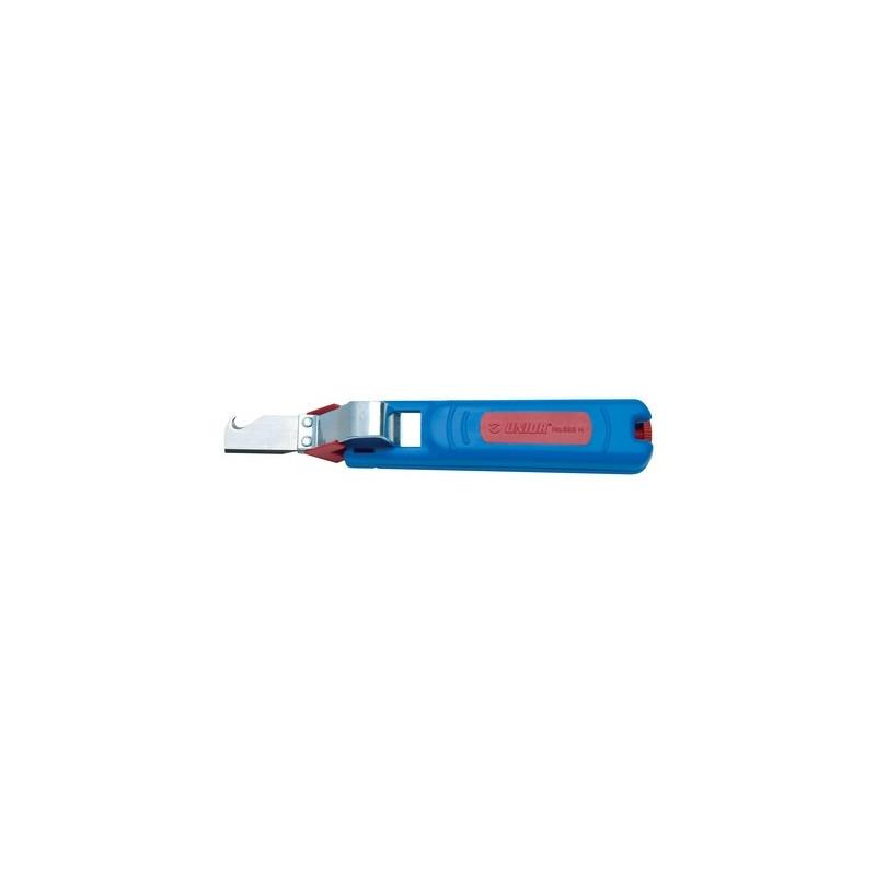 Unior nož za skidanje izolacije kukasti - 385H (610930)