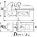 Unior stega bravarska IRONGATOR 125 mm - 721/6 (621481)