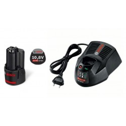 BOSCH Li-Ion akumulator 10,8 V / 2,0 Ah Professional + brzi punjač AL 1130 CV