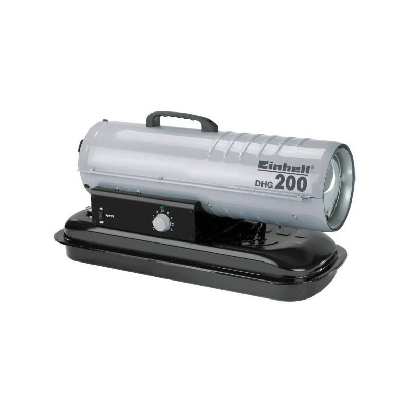 Einhell dizel zračni top za grijanje DHG 200 (2336400)
