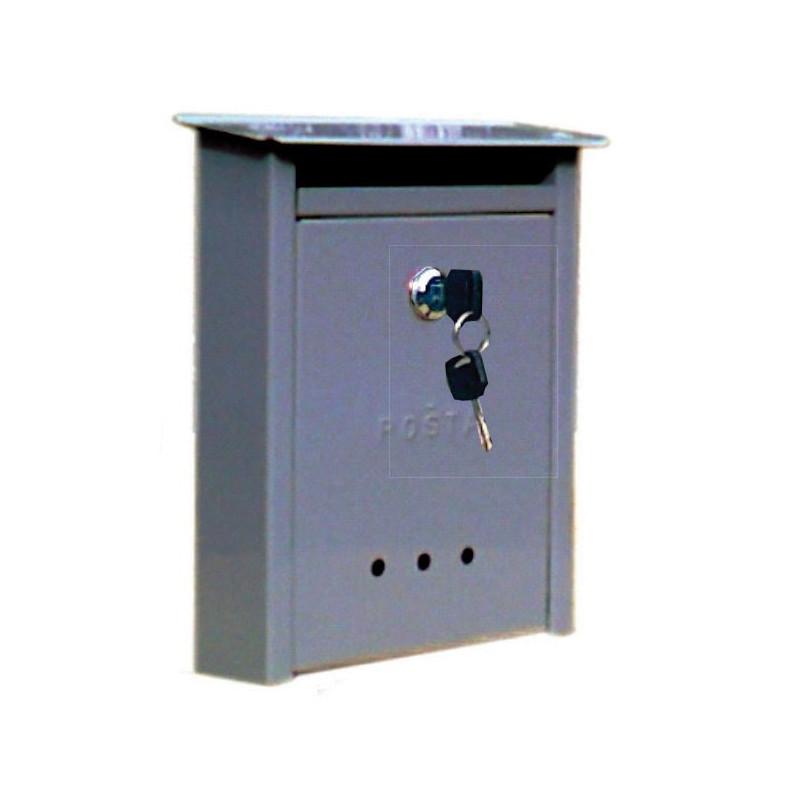 Tehnozanat poštanski pretinac TIP 2 sa krovom