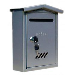 Tehnozanat poštanski pretinac TIP 6 sa dvostranim krovom