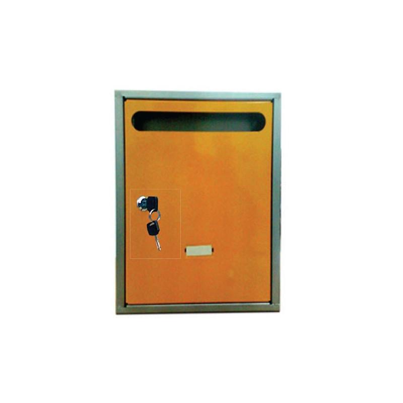 Tehnozanat poštanski pretinac TIP 7 kvadratni