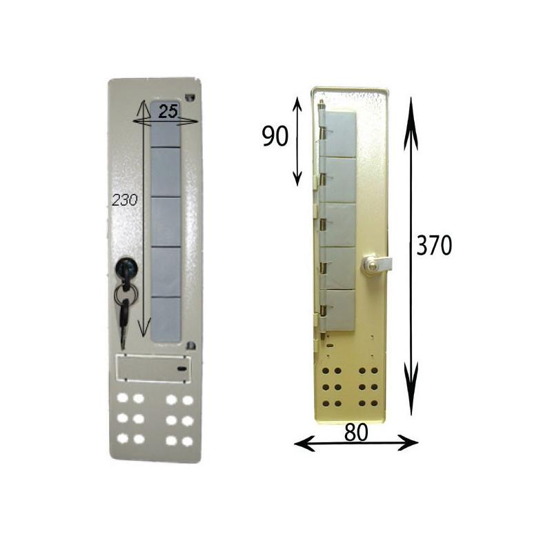 Tehnozanat vrata za haustorski pretinac TIP 8
