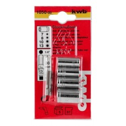 "KWB set BIT adaptera1/4"", l-30 mm, 5 kom"