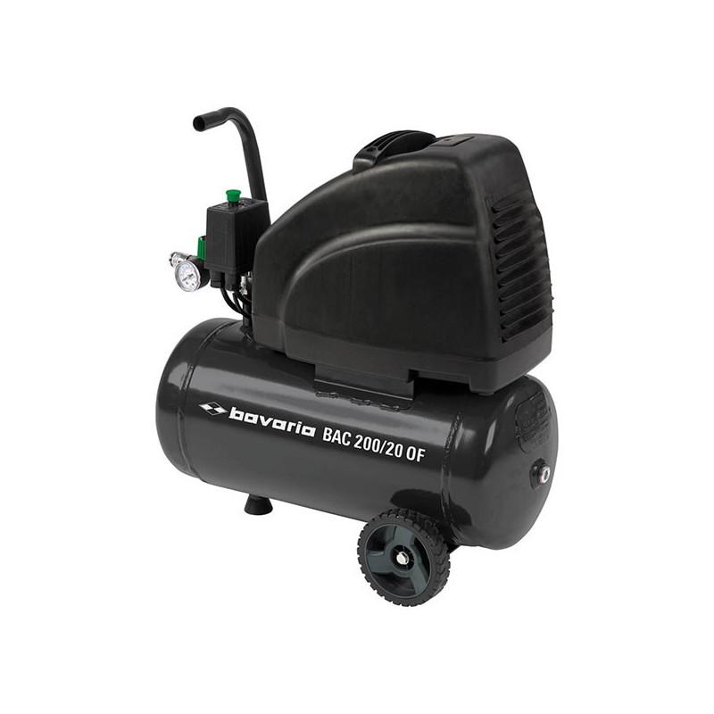 Bavaria Black bezuljni zračni kompresor BAC 200/20 OF