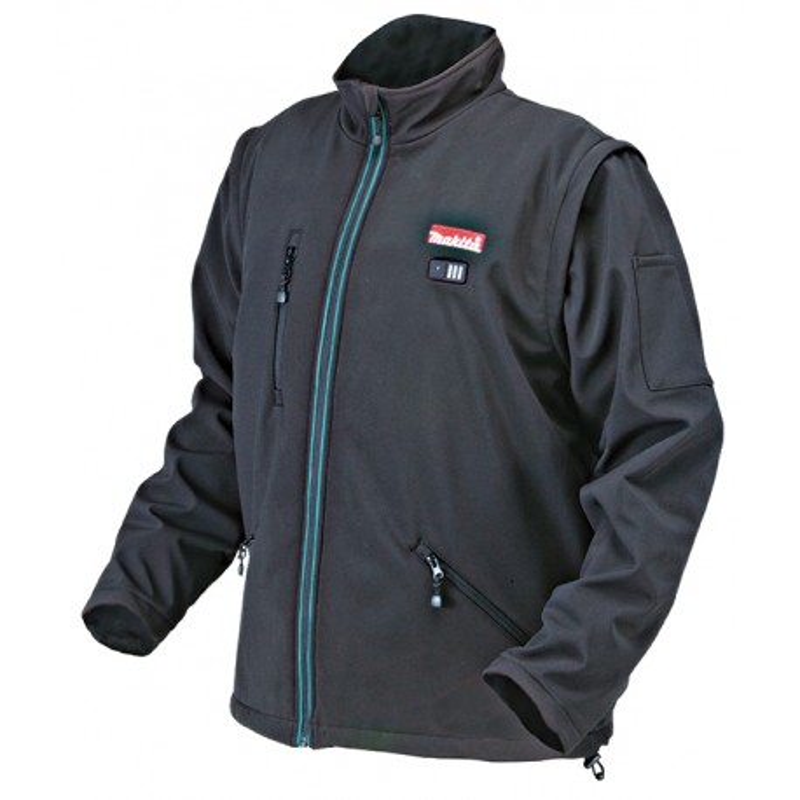 Makita akumulatorska grijana jakna DCJ200Z