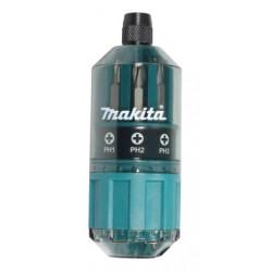 Makita 18-dijelni set cilindričnih bitova odvijača B-28896-6